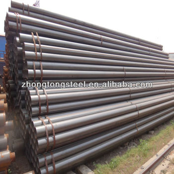 Carbon steel pipe/Hollow Section/Round Steel Pipe