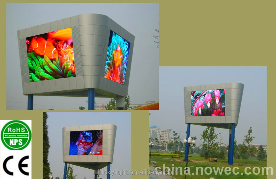 hd high quality gas station led price sign screen xxx vxxx vid, led digital billboar, outdoor led large screen display