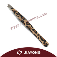 Favorites Compare 2014 wholesale best design stainless steel eyebrow tweezers MZ-232