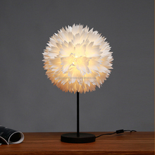 Creative warm room warm bedside lamp adjustable light European living room study marriage table lamp