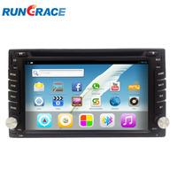 Android autoradio 2 din dvd gps for universal