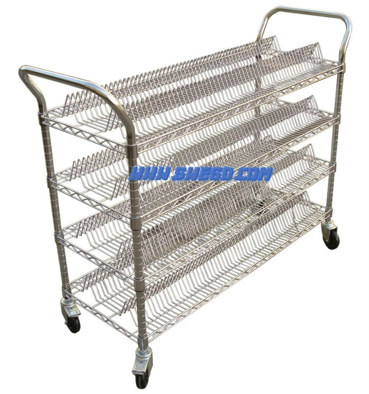 SMT reel storage Cart Trolley for sale Industrial USE