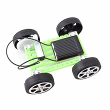 DIY solar car Kit educational toy