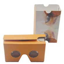 "2017 New Google cardboard version 2.0 Google Cardboard 2 virtual reality 3D glasses for 3.5-6"" phone vr google cardboard"