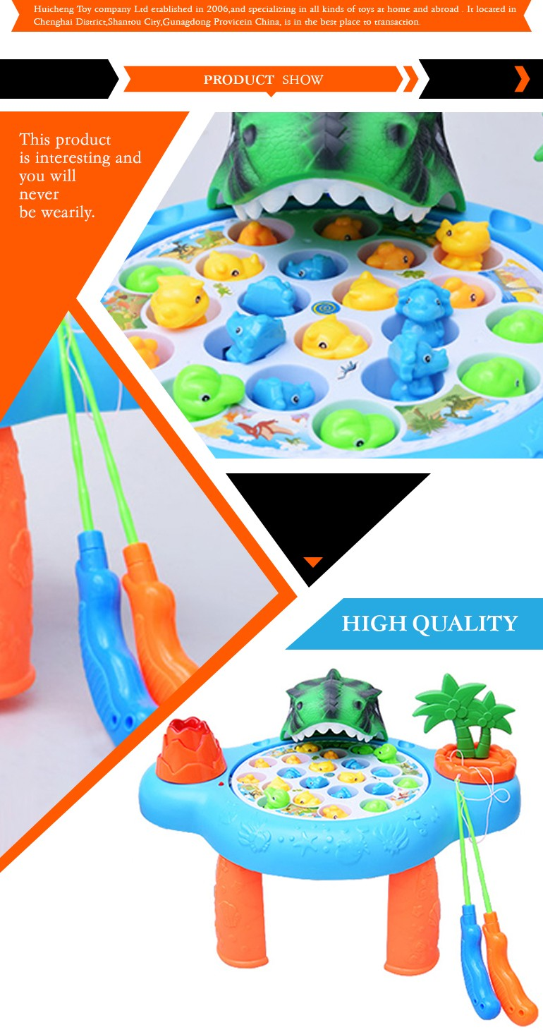 hot selling products kids fishing games china factory toys for sale