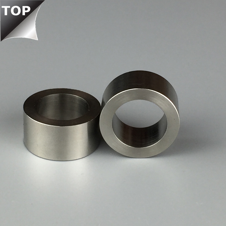 powder metallurgy process stellite cobalt base alloy shaft protecting sleeve