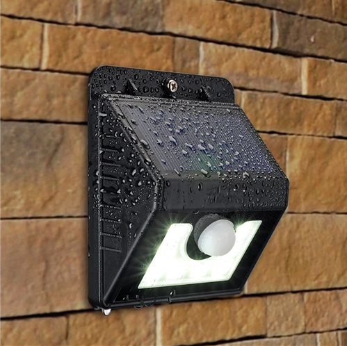 8 led waterproof motion sensor led grow lighting