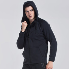 Men's Training Jacket Breathable Workout Zipper Tops Winter Outerwear <strong>Sports</strong> Coats