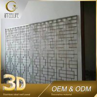 Building Materials Factory Customization Metal Cheap Folding Screen