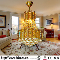 C98168 clear crystal pendant lamps ,colorful acrylic chandelier ,chandelier prisms