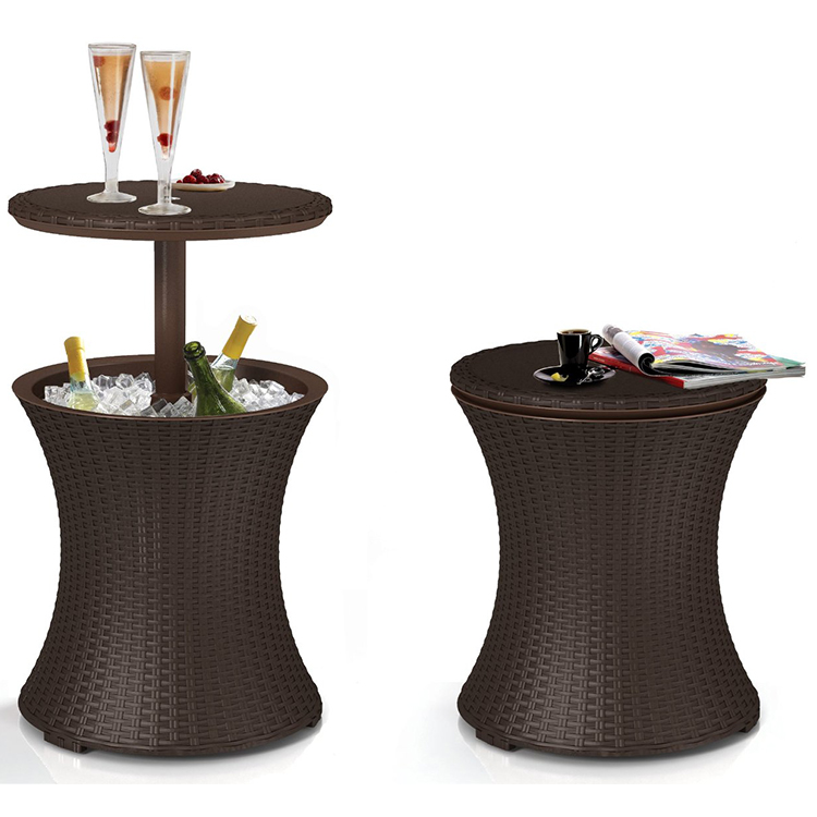 18L large bars champagne beer bucket plastic ice buckets wholesale