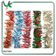 Wholesale Christmas Tinsel Decoration Christmas Garland