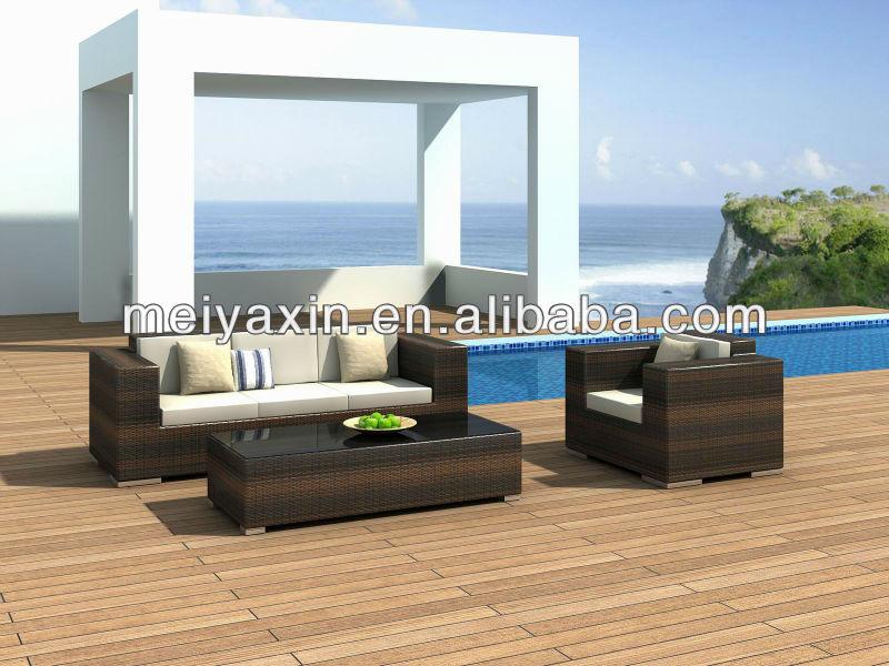 hecho en china de mimbre muebles bauhaus venta garden sofa buy product on alibabacom
