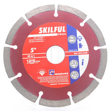 Segmented Diamond Circular Saw Blade Power Cutting Tool Accessory