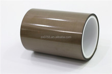 20um non-fabric electrically conductive double side adhesive tape with pressure sensitive adhesive