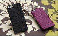 China 100% Real Python Leather Case for Iphone 6 OEM ODM Manufacturers