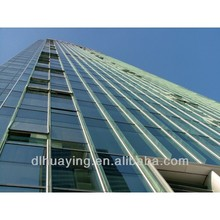4mm-10mm energy saving on-line Low-E Glass for curtain wall.