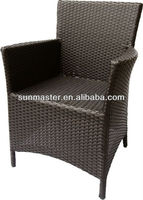 Cheap Outdoor furniture PE Wicker Sofa