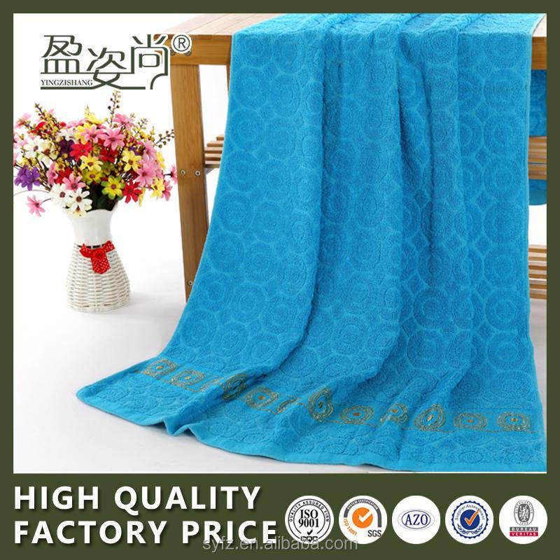 Hot selling originality round beach towels with tassel China wholesale