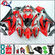 2008 2009 2010 2011 2012 YZFR6 For yamaha red black Fairing YZF R6 2008 2012 2009 2011