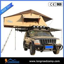 Roof rack military tent garage