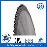 TCT metal saw blade cutting disc for iron cutting blade