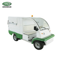 GD-4Y3060 small size electric Garbage Collecting Vehicle