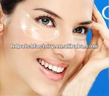 2012 New product Deep moisture Dark circle bone glue eye mask