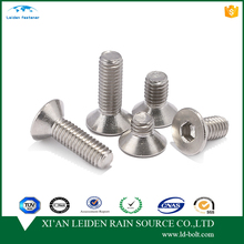 china cheap india din7991 screw