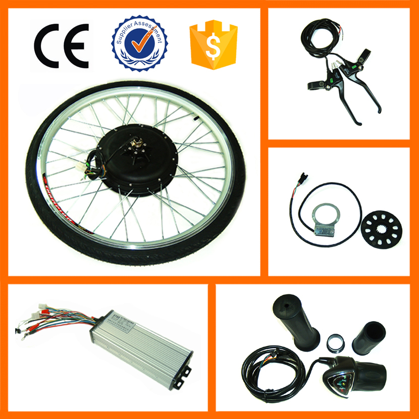 Promotional 48v 750w ebike conversion kit Customized