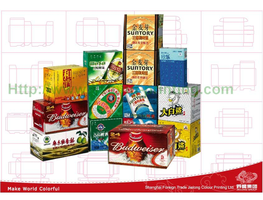 competive wine and beer cartons