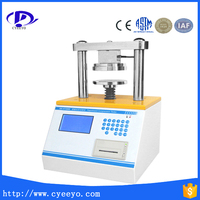 Digital Cardboard Flat Crush Strength Tester
