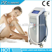 2013 HOT SALE!!808nm diode laser hair removing electric machine