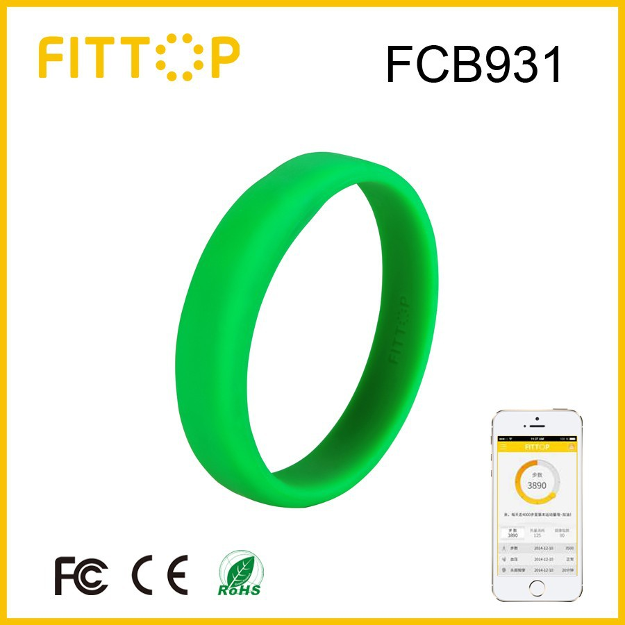 Fittop Brand Smart Bluetooth Bracelet Health Sleep Monitoring Wristband Pedometer