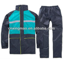 100% Nylon Rainsuit