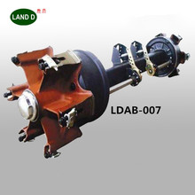 electric motor differential rear axle with gearbox/controller with high quality