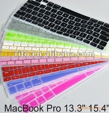 keyboard protector for macbook, pink, black, transparent, blue, green,red......