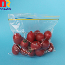 resealable zipper pouch bag for vegetable packaging new products