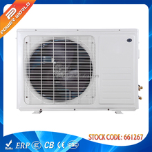China TOP Leading Manufacturer 3.5KW Residential Split Gas Heat Pump With R22/R417A Refrigerant