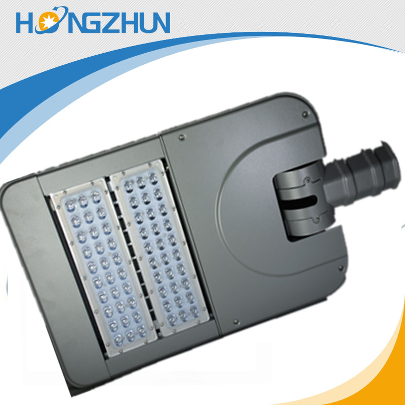 meanwell rotatable 60 watts led street light with CE, RoHS Certificats