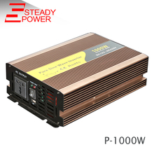 RoHS AC Off Grid Power 240 Volt 1000w Pure Sine Wave 2kva power inverter inductive load