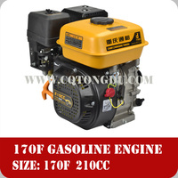 general use four stroke strong power OHV 6.5HP gasoline engine 200cc