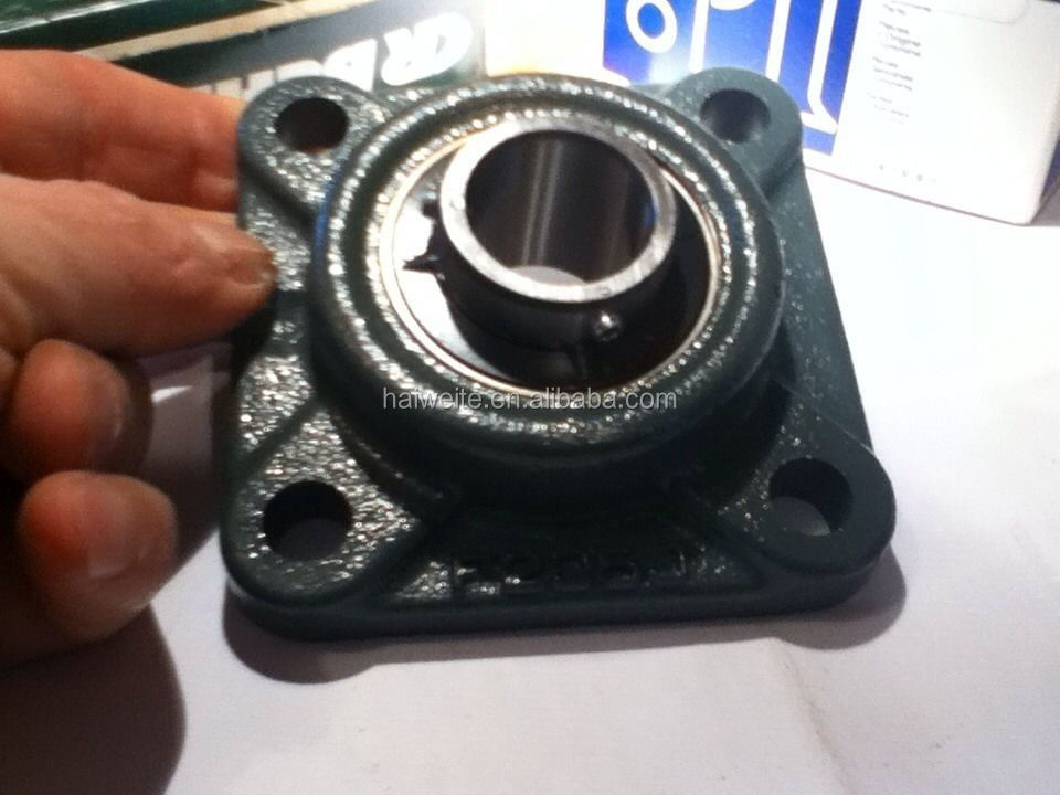 Cast Iron Heavy Duty Pillow Block Bearings UCF205 Pillow Blocks Conveyer System