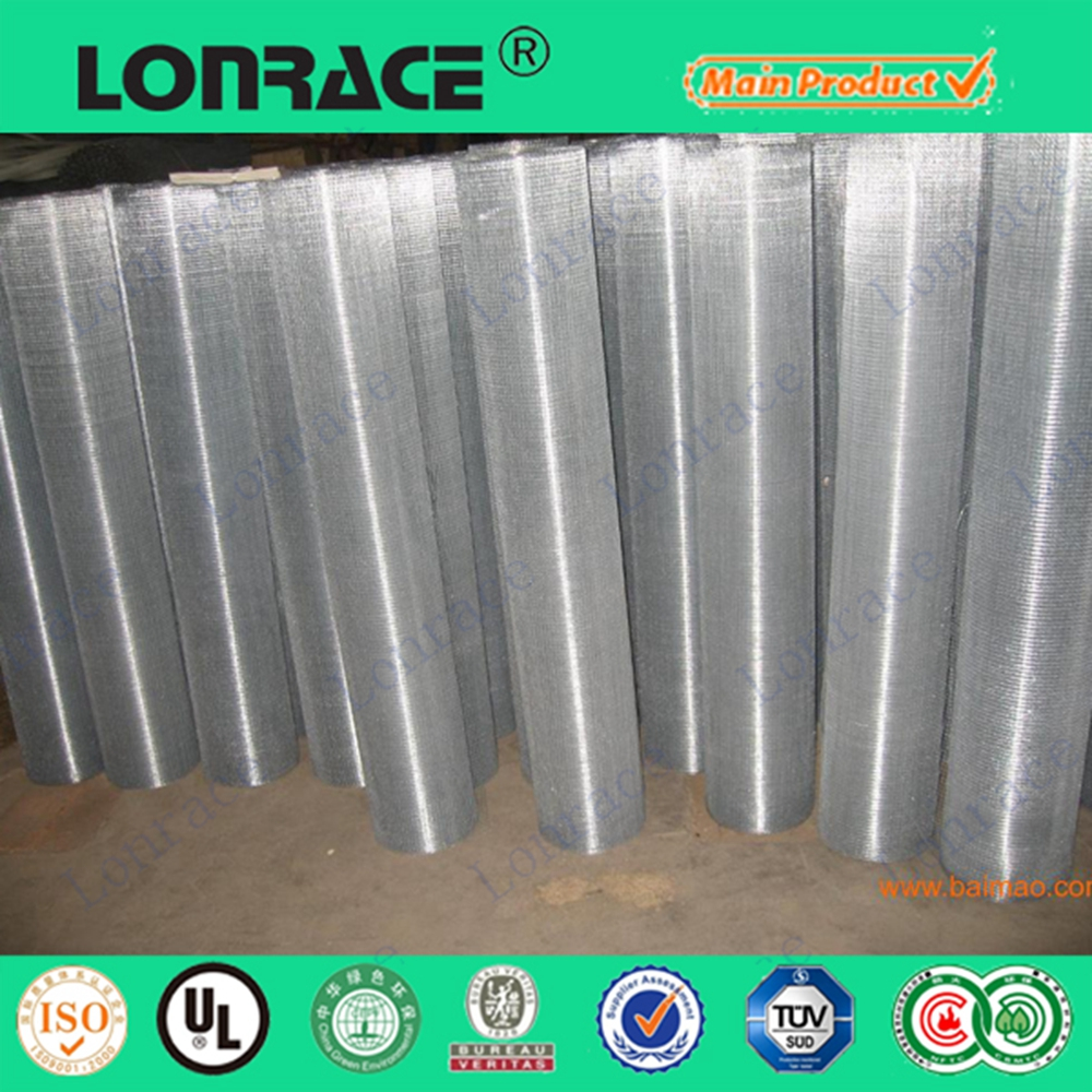 high strength stainless steel wire mesh/wire mesh grid panels