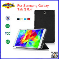 NEW Ultra Slim Stand Book Cover Case For Samsung Galaxy Tab S 8.4 Inch SM-T700/T705