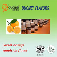 Orange emulsion flavor(essence) for juice beverage