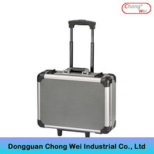 Factory Supply anti dust tool case aluminumblack nylon waterproof aluminum with 3-piece factory price