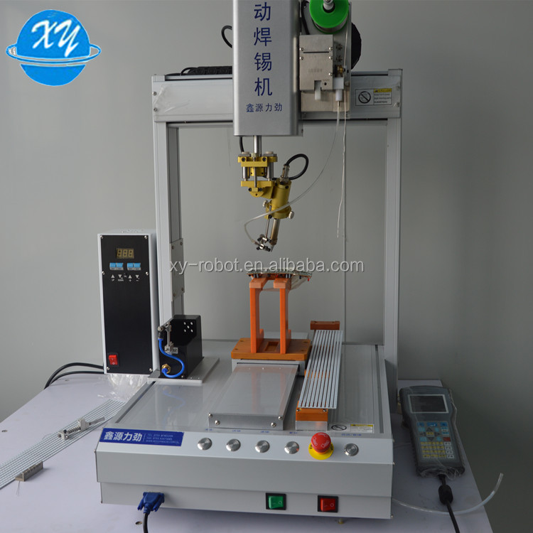 China fatory directly provide soldering robot hot bar soldering machine