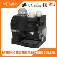 Antronic ATC-3005 multifunctional coffee bean/espresso coffee and frothy milk aeropress coffee and espresso maker