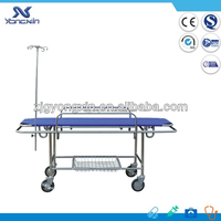 Best Quality Medical Furniture Hospital patient transfer emergency bed(YXZ-D-J1)